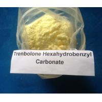Buy cheap 99% Purity Injectable Anabolic Steroids Trenbolone Hexahydrobenzyl Carbonate CAS 23454-33-3 product