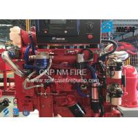 Buy cheap Professional Fire Pump Diesel Engine 125KW Power For Fire Fighting System product