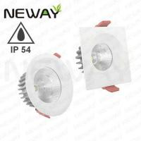 Buy cheap 7W 10W 12W 13W 15W Round Recessed LED Waterproof Downlight IP54 product