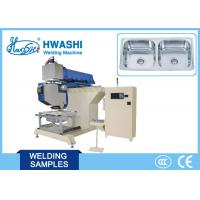 Buy cheap Kitchen Inset Sink Automatic Grinding , Polishing Machine, SS Sink Grinder product