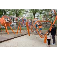 Buy cheap Weatherproof AISI316 Architectural Cable Mesh For Children Playground Tower product