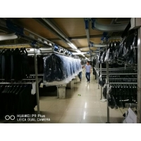 Buy cheap Warehouse Ss Vertical Conveyor Garment Hanging System product