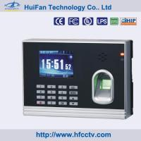 Buy cheap Spanish/ English Fingerprint, RFID Card Time Clock with Free Software (HF-T8) product
