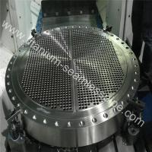 Buy cheap Titanium  pressure vessel Flange product
