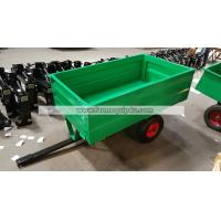 Buy cheap small atv utility cart trailer 1500lbs product