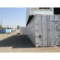 Buy cheap 6.06m * 2.44m Steel Metal Container Houses / 20ft Container Home product