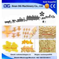Buy cheap Automatic potato pellet chips fried chips making machine production line manufacturer product