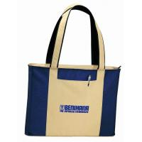 Buy cheap Eco Friendly Travel Storage Nylon Tote Bags With Outside Two Pockets product