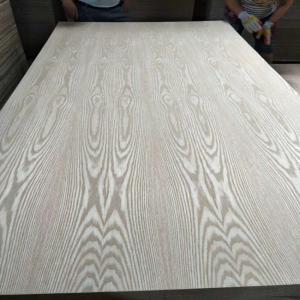 Buy cheap Waterproof Poplar Core Wood Veneer Plywood 1220*2440mm Standard Size product