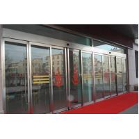 Buy cheap Intelligence Safety Sliding Automatic Doors Drive Reliability Tested To 1000000 Cyces product