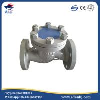 Quality High Performance PN16 PN25 PN40 Stainless Steel Lift Check Valve for sale