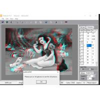 Buy cheap PSDTO3D lenticular software certificate of copyright and PSDTO3D Advanced version 3d lenticular software designs product