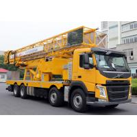 Buy cheap 22m Platform Under Bridge Inspection Vehicle With Euro 6 Volvo Chassis product