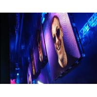 Buy cheap High Brightness SMD 5050 1R1G1B P10 Full Color Electronic Led Curtain Display product