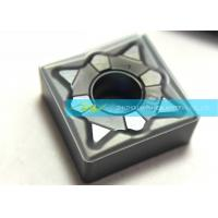 China PVD Nano - Coating Carbide Turning Inserts SNMG120404SM / Metal Cutting Inserts on sale