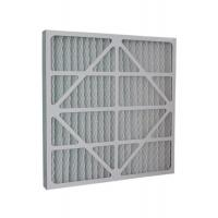 Buy cheap G4 Pleats Type Cardboard Frame Primary Air Filter For Air Conditioning System product
