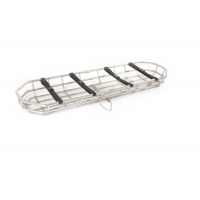 Buy cheap First Aid Stainless Steel Helicopter Ambulance Rescue Basket Floating Stretcher With Lifting Rope product
