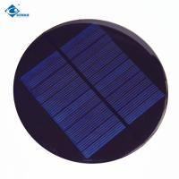 Buy cheap 22 Battery 11V Solar Photovoltaic Panels for foldable solar panel charger ZW-R100 Residential Solar Power Panels product