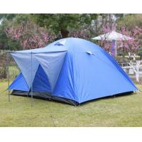 Buy cheap 3-4 Person Waterproof Outdoor Camping Tent For Travelling , Easy Folding product