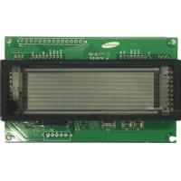 Buy cheap Graphic VFD Display Module High Brightness Quick Response Time 140T322A1 140x32 Dots product