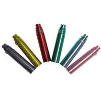 China No Leakage Green Ego E Cig batteries 510 Thread Shining Battery 500 - 800 puffs on sale