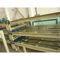 Buy cheap Dual Channel Roll Style System Board Making Machine for 2 - 60mm Thickness Mgo Board product