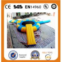 Buy cheap 2015 high quality small inflatable water trampoline product