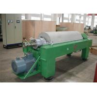 Buy cheap Tricanter Centrifuge / Horizontal Decanter Centrifuge For Water Solid Oil Separation product