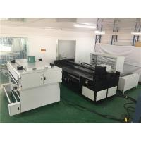 Buy cheap High Speed Printheads Digital Textile Printer 260 m2 / h Reactive Inks product