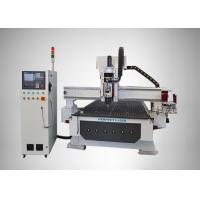 Buy cheap A Plate type CNC Router Machine Automatic Blades Changing System PEM -2030M product