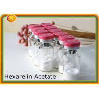 Buy cheap Hexarelin Acetate​ Peptides Steroids for Fat Loss 140703-51-1 Hexarelin Acetate product