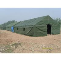 Buy cheap Easy Install Outdoor Canvas Tent With Polyester / Cotton Canvas Cover Material product