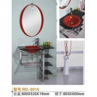 Buy cheap Glass Sanitary Ware Bathroom Cabinets Toilet Ware Sets product