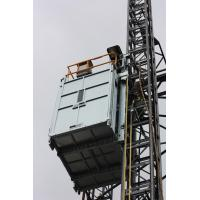 Buy cheap 1000kg Construction Hoist Elevator Single cage with Single cage for Building product