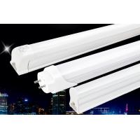 Buy cheap T8 led tube housing 600mm no flicking SMD2835 led IC driver milky cover SAA 9W 13W 18W product