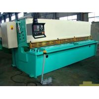 Buy cheap CNC Hydraulic Swing / Guillotine Beam Metal Shearing Machine For Construction Field product