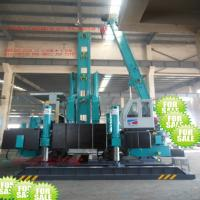 Buy cheap Mini Hydraulic Pile Driving Machine , Pile Foundation Equipment OEM Service product