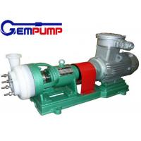 China Strong oxidants Chemical Centrifugal Pump , Hydrofluoric acid pump on sale