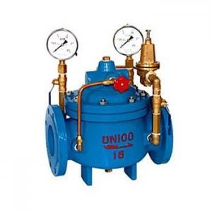 Buy cheap Hydraulic Water Pressure Reducing Valves DN65 DIN / BS / AWWA / JIS product
