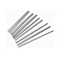 Buy cheap Durable Tungsten Carbide Strips K10 K20 K30 YG8 YG6 YG6X For Woodworking Processing Tools product