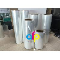 Buy cheap 75 Gauge Clear Polyolefin Shrink Film Rolls 200mm - 1600mm Roll Widht product