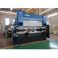 Buy cheap Sheet Metal Bending 4 Axis Hydraulic CNC Press Brake Machine product
