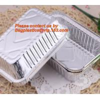 Buy cheap airline disposable aluminium, aluminum foil container for food packaging, kitchenware, tableware, disposable, takeaway product