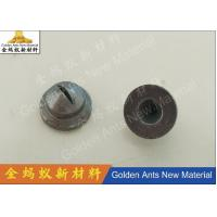 Buy cheap Straight Hole Tungsten Carbide Nozzle With High Accurate Dimension product