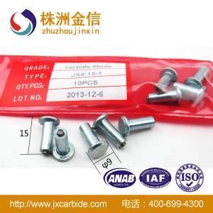 Buy cheap Haute glace de ruban de carbure de la quantité JX9-15-1 emballant les goujons antidérapage de pneus pour des voitures product