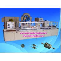 Buy cheap powder Electrostatic coating machine for micro motor armature product