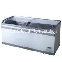 Buy cheap Large Combined Deep Island Freezer For Ice Cream / Fronzen Food Static Cooling from wholesalers