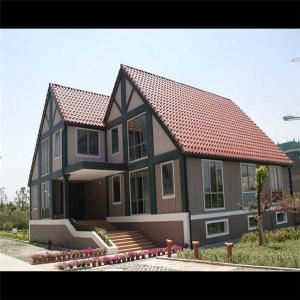 Buy cheap Prefab Villa Sustainability Light Steel Villa Prefabricated Homes Contury House Buildings product