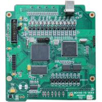 Quality 4 layers SMT PCB Assembly Service For Driver Control Board With HASL for sale
