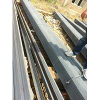 Buy cheap EN10025 ST37-2 Hot Rolled Alloy Steel Angle Bar Ribbed Hollow Painting product